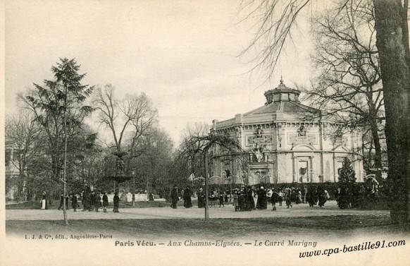 le Carré Marigny