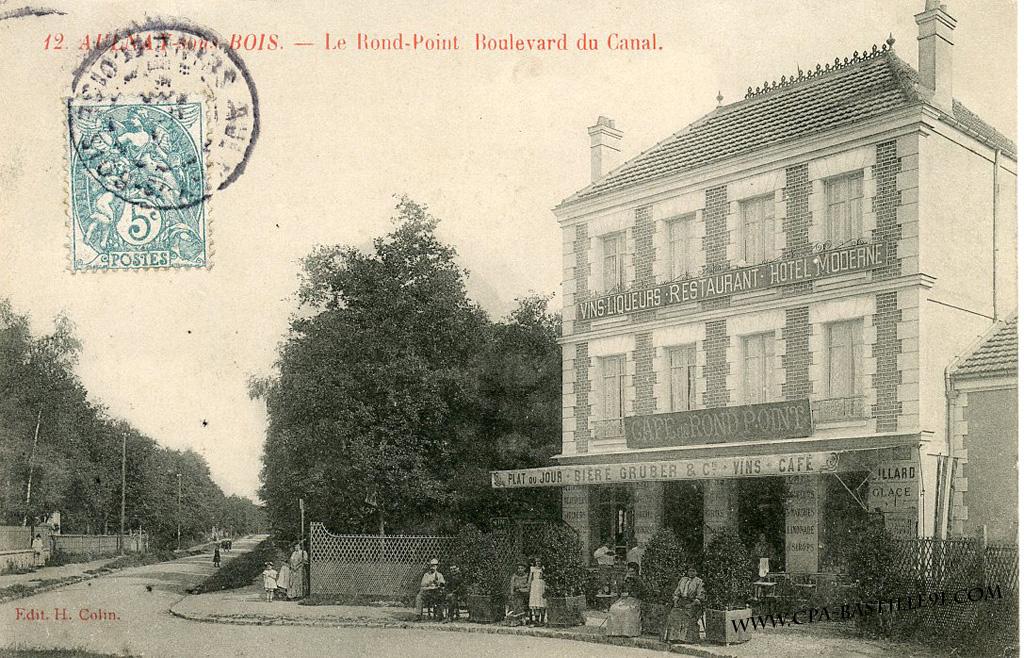 Carte Grise Aulnay Sous Bois - Aulnay sous Bois Cartes Postales Anciennes