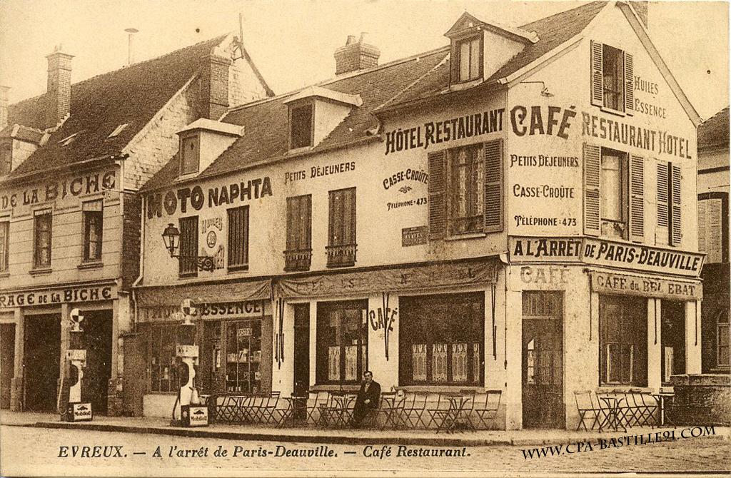 L Ancien Restaurant Rue Des Louttres