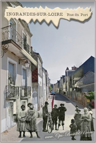 Ingrandes-sur-Loire-dhier-à-Aujourdhui