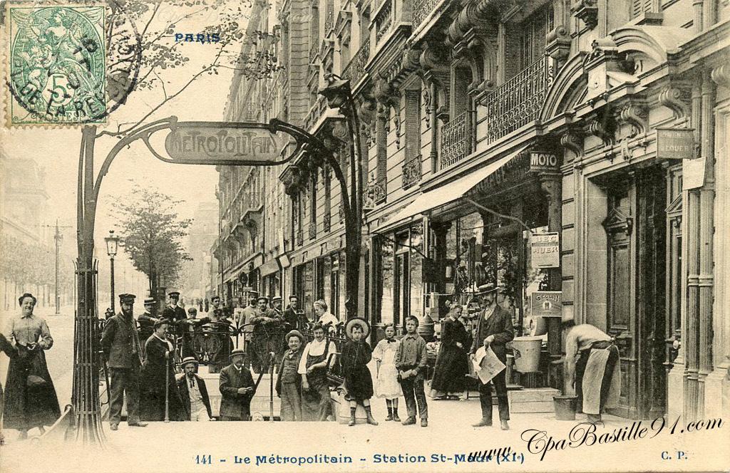 Saint maur metro - Trajet metro gare de lyon porte de versailles ...