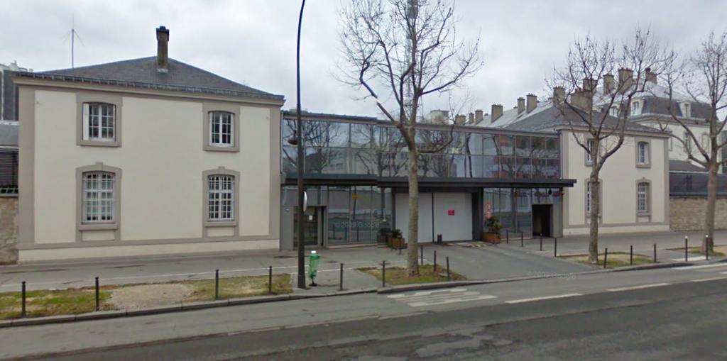 Caserne des Tourelles 100 ans apres
