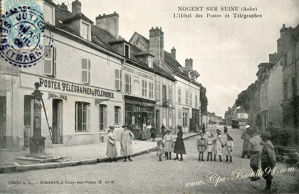 Hotel Restaurant Nogent Sur Seine
