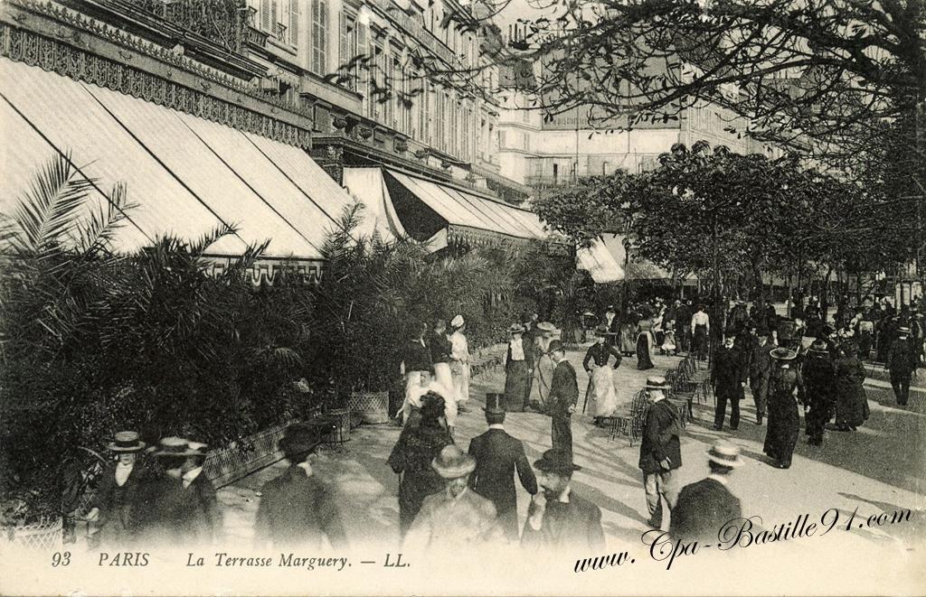 café théatre parisien