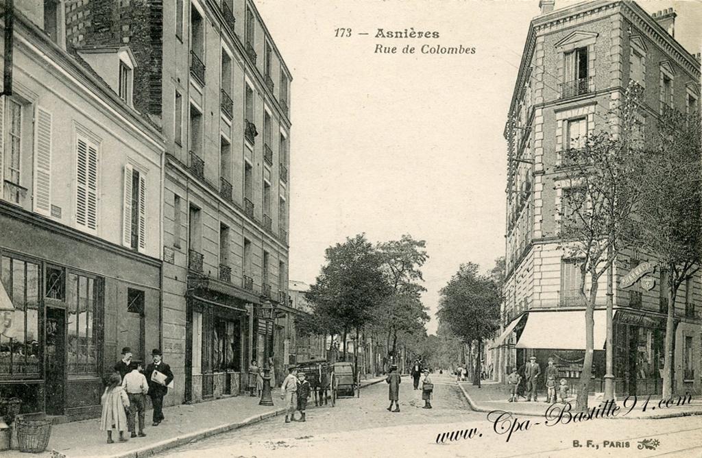 Restaurant Rue Des Bourguignons Asnieres