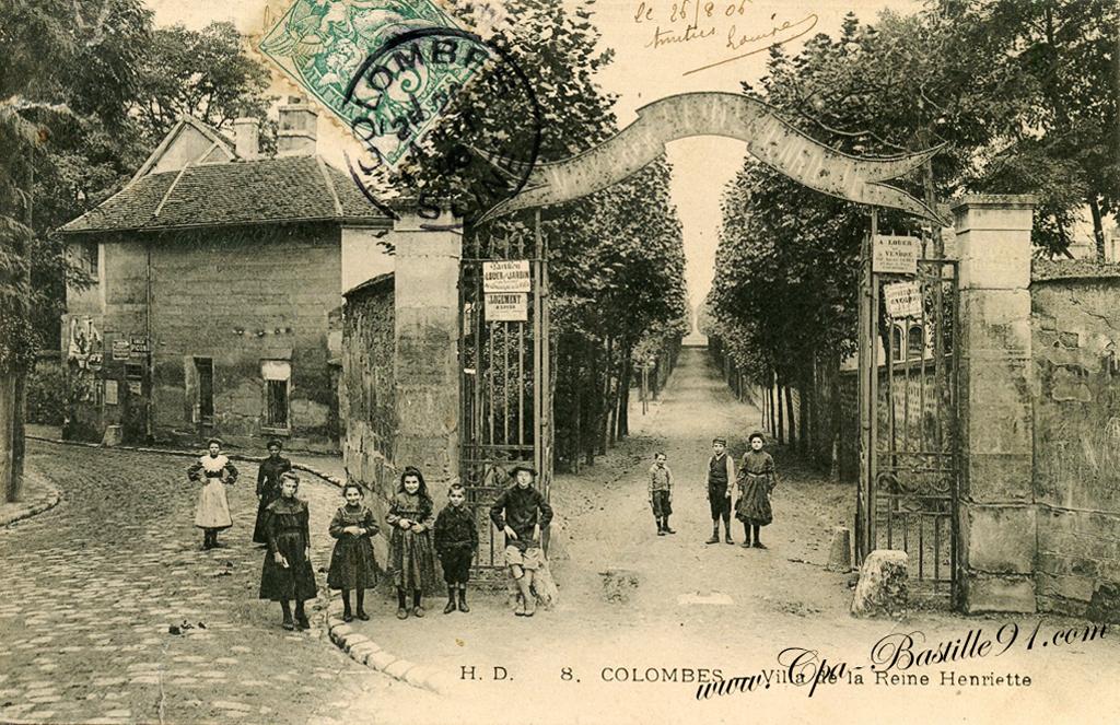 Restaurant Colombe Paris
