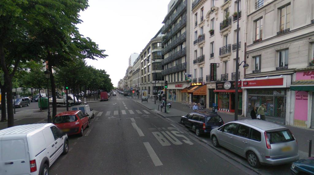 paris rue de flandre boucherie parisienne cartes postales anciennes. Black Bedroom Furniture Sets. Home Design Ideas