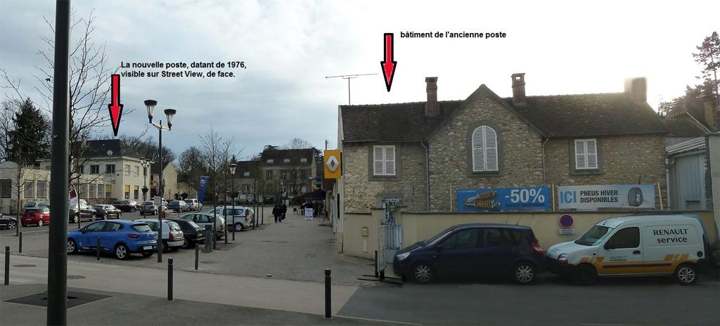 La-nouvelle-et-L'ancienne-poste-de-Bois-le-Roi