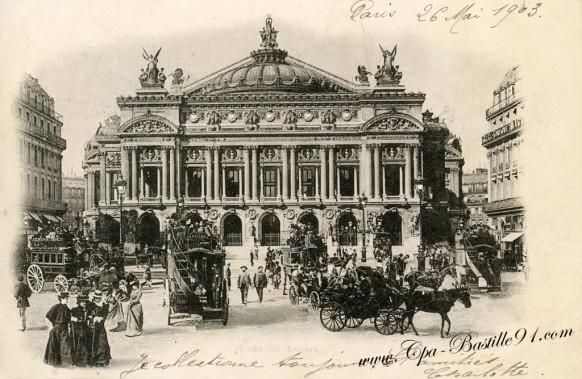 09arrt-Opera-Garnier-omnibus-à-l'Impériale - Cliquez sur la carte pour l'agrandir et en voir tous les détails