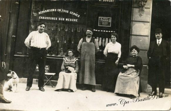 14arrt-Cordonnier-Duvert-31 rue Boulard-Paris14 - cliquez sur l'image pour l'agrandir