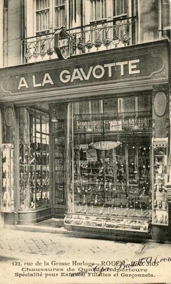 76-Rouen-A la Gavotte-chaussures-de Qualité - Cliquez sur la carte pour l'agrandir et en voir tous les détails