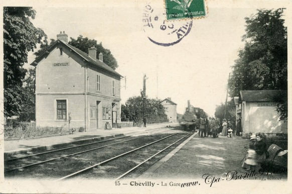 Chevilly-la Gare - Cliquez sur la carte pour lagrandir et en voir tous les dtails