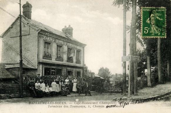76-Bapeaume-Les-Rouen-cafe et terminus des tramways