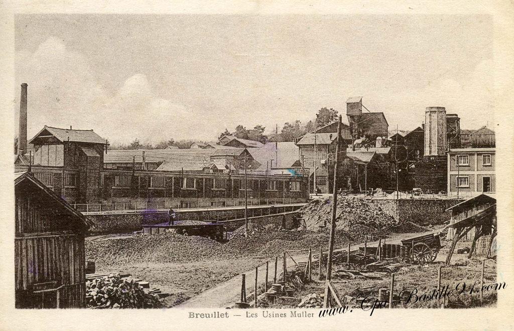 Breuillet cartes postales anciennes for Breuillet 91