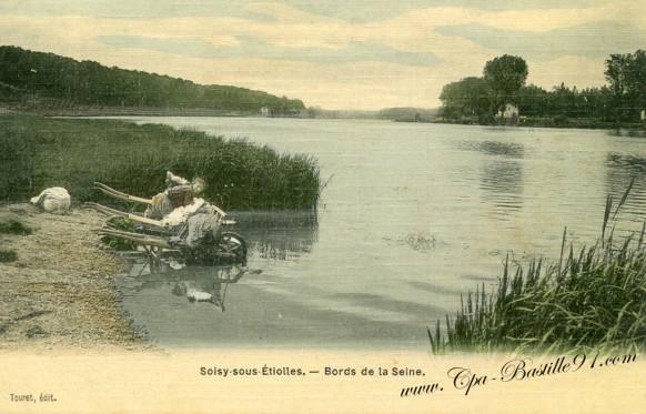 91-Soisy-sous-étiolles-Bords de la Seine