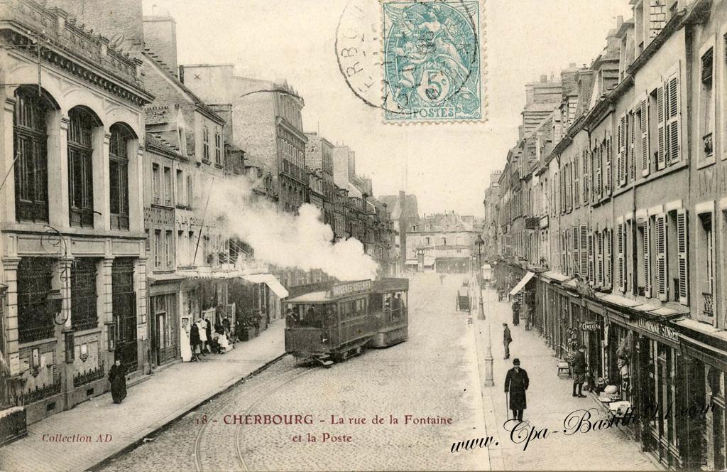 Hotel De La Gare Cherbourg