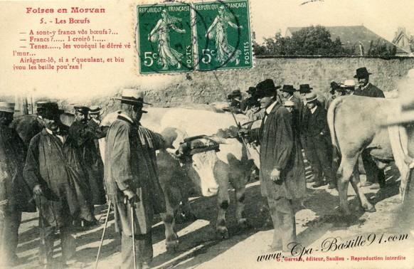 58-Foire en Morvan-les Boeufs