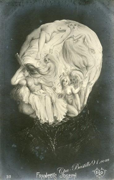 Arcimboldesque - François Joseph