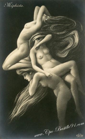 Arcimboldesque-Mephisto