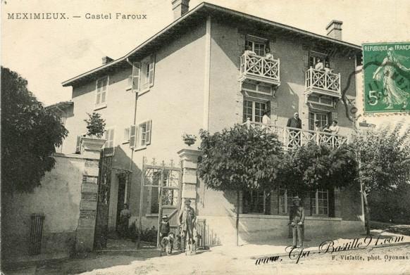 Meximieux-Castel Faroux