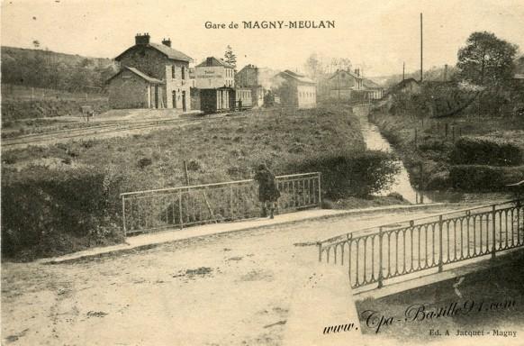 Gare de Magny-Meulan