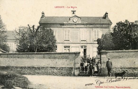 89-leugny-La Mairie