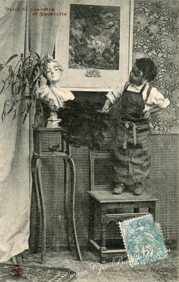Valet de Chambre et Soubrette-1