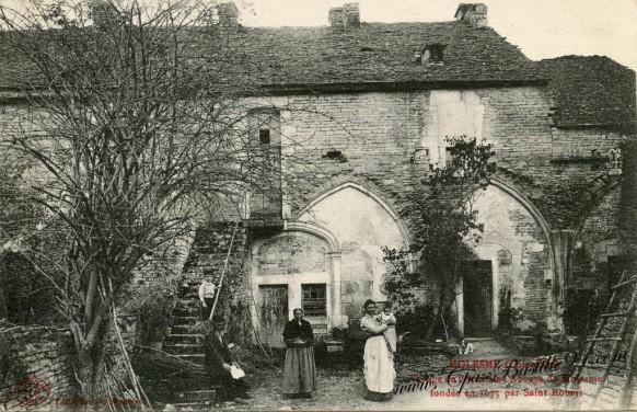Molesme-vestige de l'ancienne abbaye