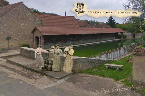 Villiers-Louis la fontaine 100 ans aprés