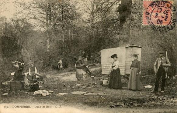 Dompierre - Dans les Bois - Cliquez sur la carte pour l'agrandir et en voir tous les détails