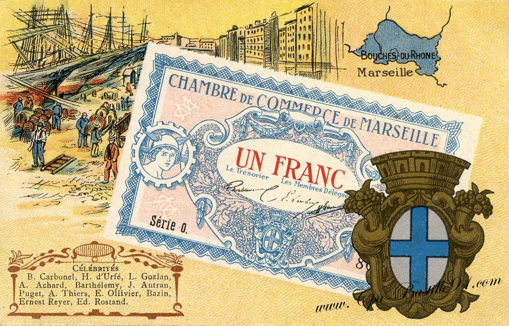 Marseille cartes postales anciennes - Chambre des commerce marseille ...