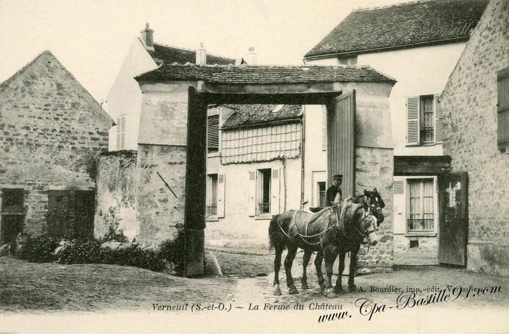 Porte cartes postales anciennes page 2 for Porte de ferme ancienne