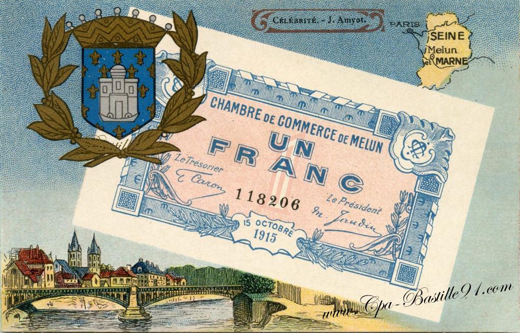 Marne cartes postales anciennes page 3 - Chambre des notaires de melun ...