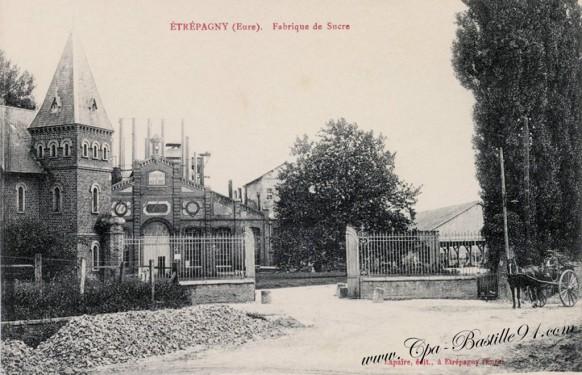 Etrepagny-Fabrique de Sucre