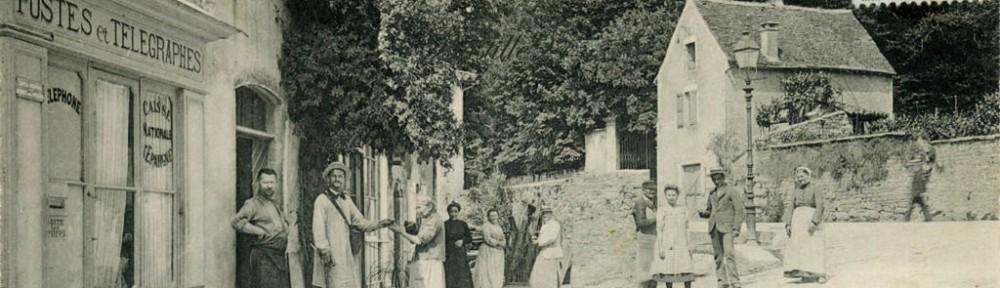 Coligny-Le Bureau de Poste