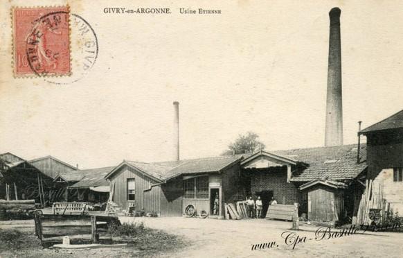 Givry-en-Argonne-Usine Etienne