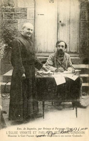 l'Eglise Vivante et Parlante de Mesnil-Gondouin