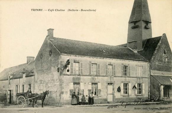 Trinay-cafe Chaline-sellerie-bourellerie