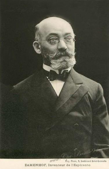 Zamenhof-inventeur de l'Esperanto