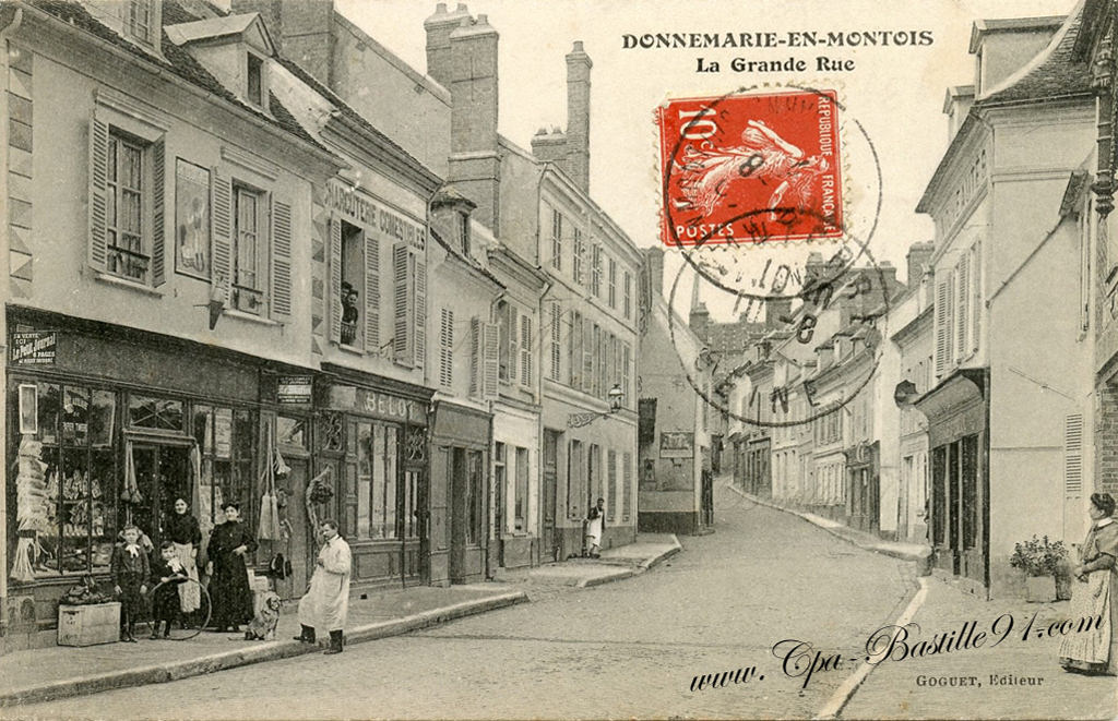Seine et marne cartes postales anciennes page 3 for Salon saint louis dammartin en goele