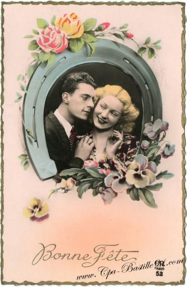 Bonne fête de Saint-Valentin