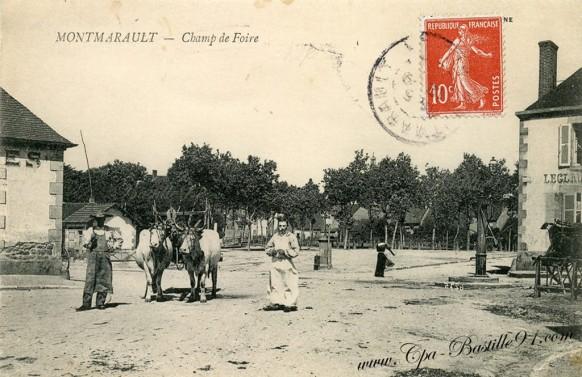 Montmarault-Champ-de-Foire