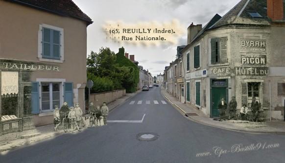 Reuilly - Indre-d'hier à Aujourd'hui