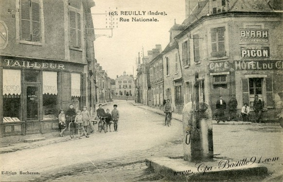 Reuilly-Rue Nationale