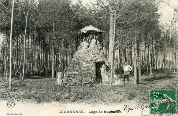 Ingrannes-Loge de Bucheron