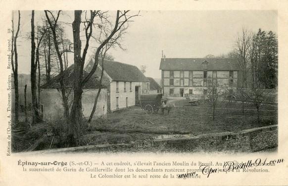 Epinay-sur-Orge-l'Ancien Moulin-du-Breuil