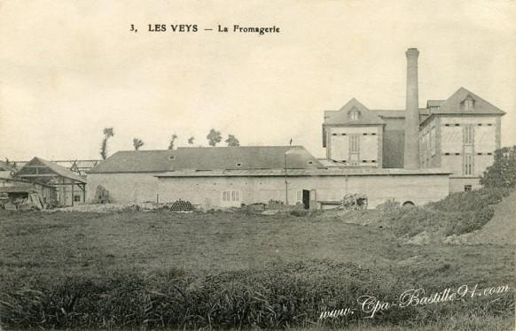 Les Veys-La Fromagerie