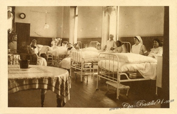 Maison-des-Diaconesses-la-salle-de-Chirurgie