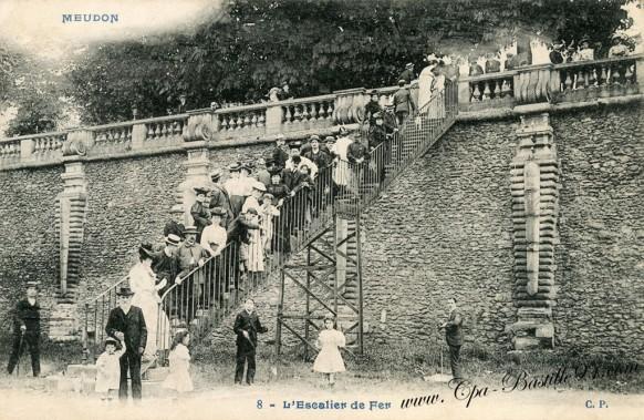 Meudon - L'escalier-de-fer