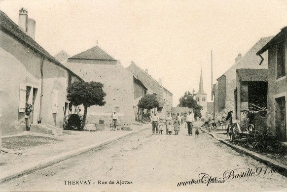 Thervay-Rue-des-Ajottes